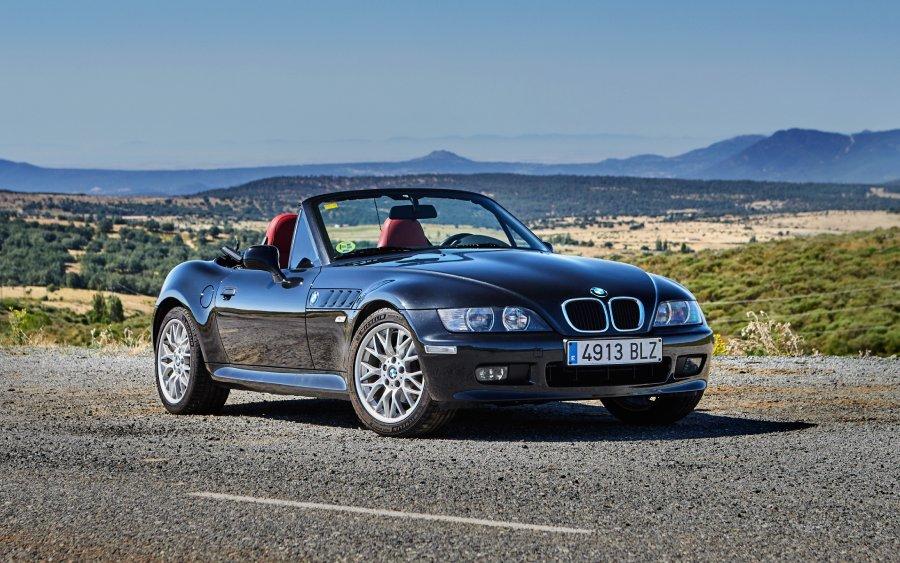 BMW Z3 faz 25 anos