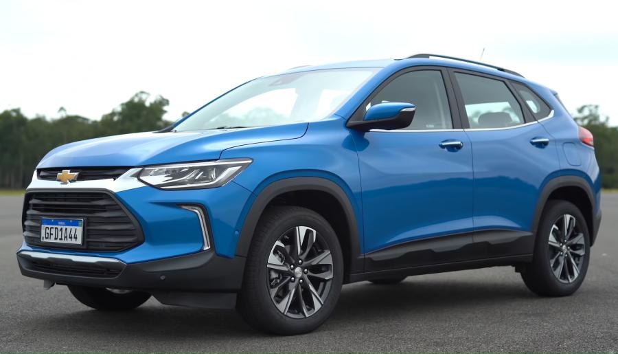 Chevrolet Tracker 2021 (foto: reprodução)