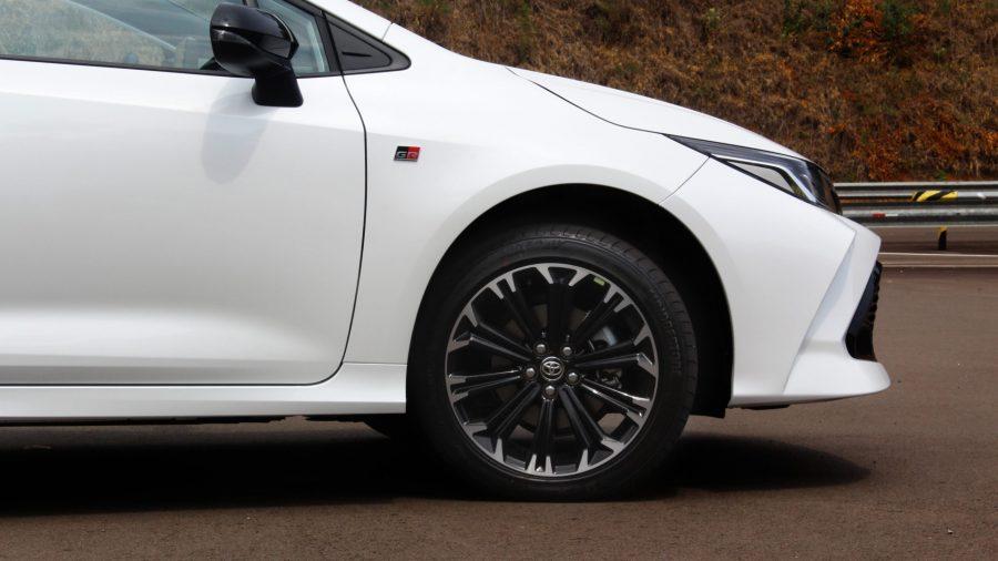 Toyota Corolla GR-S 2021 (foto: divulgação)
