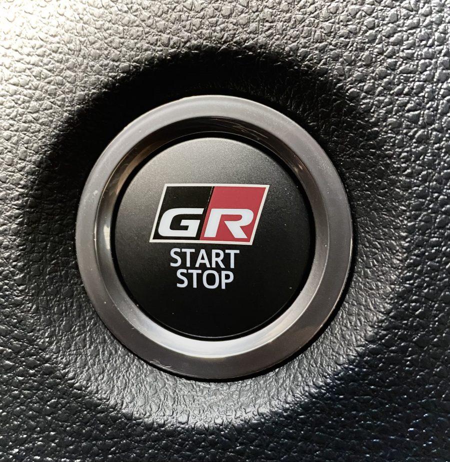 Logo GAZOO Racing