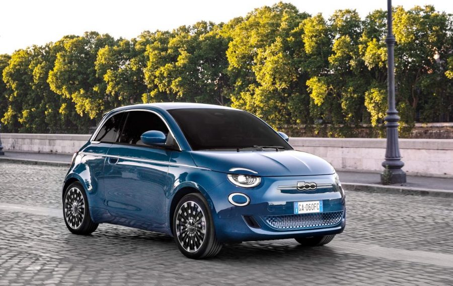 Fiat 500 Elétrico (foto: reprodução)