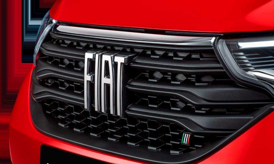 Fiat Toro 2022 - novo logo (foto: reprodução)