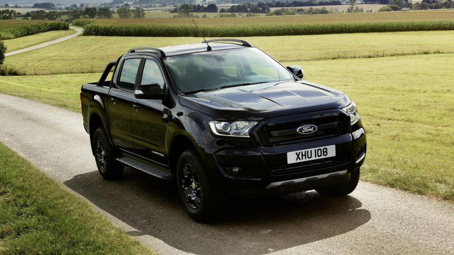 Ford Ranger Black (foto: reprodução)