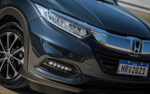 Honda HR-V 2021 tem novidades no visual