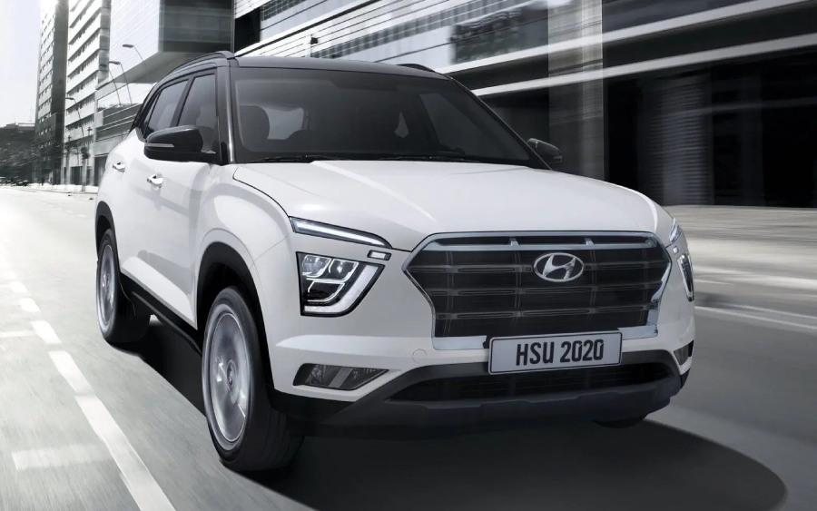 Hyundai Creta 2022 (foto: reprodução)