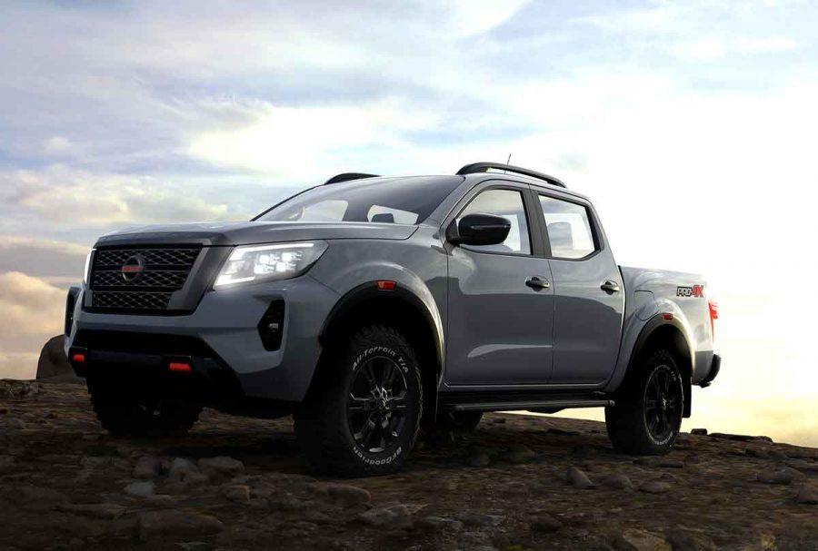 Nissan Frontier 2022 (foto: reprodução)