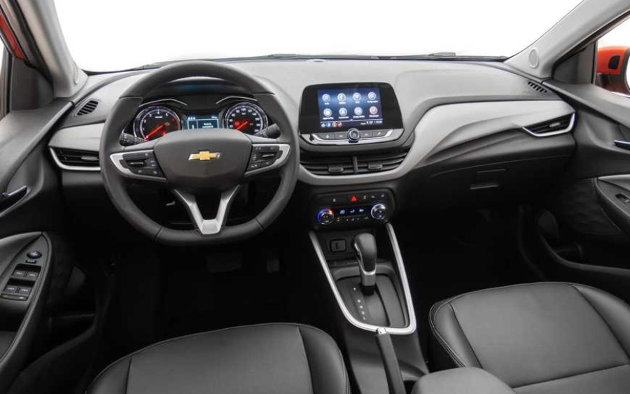 Novo Onix 2021 - Interior