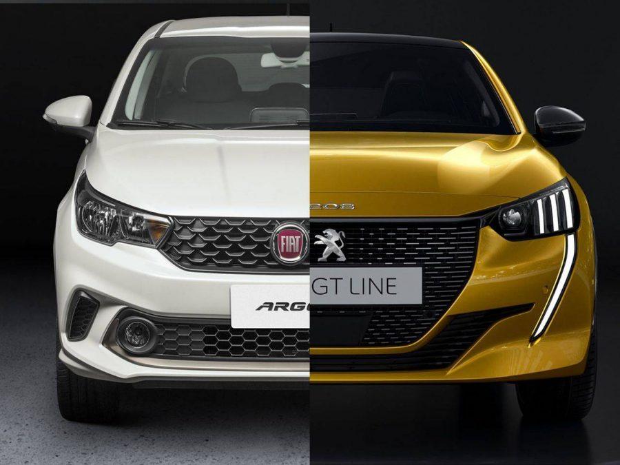 Fusão Fiat e Peugeot (foto: reprodução)