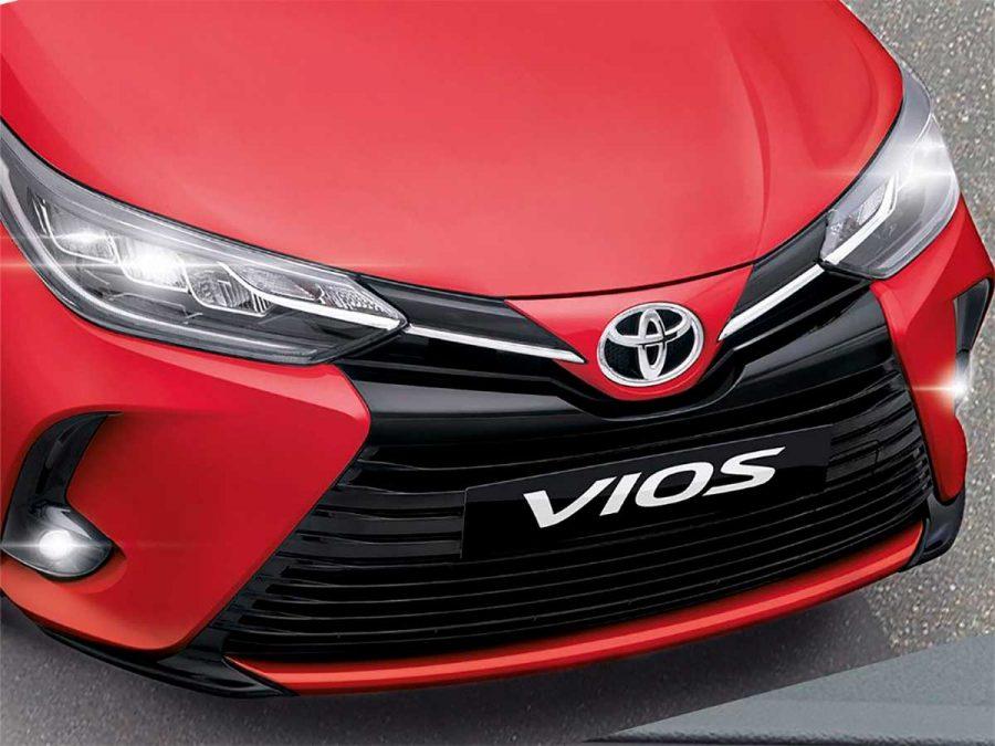 Toyota Yaris 2022 - detalhe (foto: reprodução)