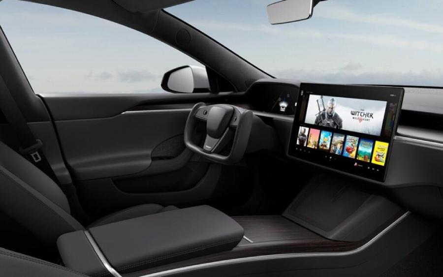 Conheça o novo Tesla Model S (foto: divulgação)