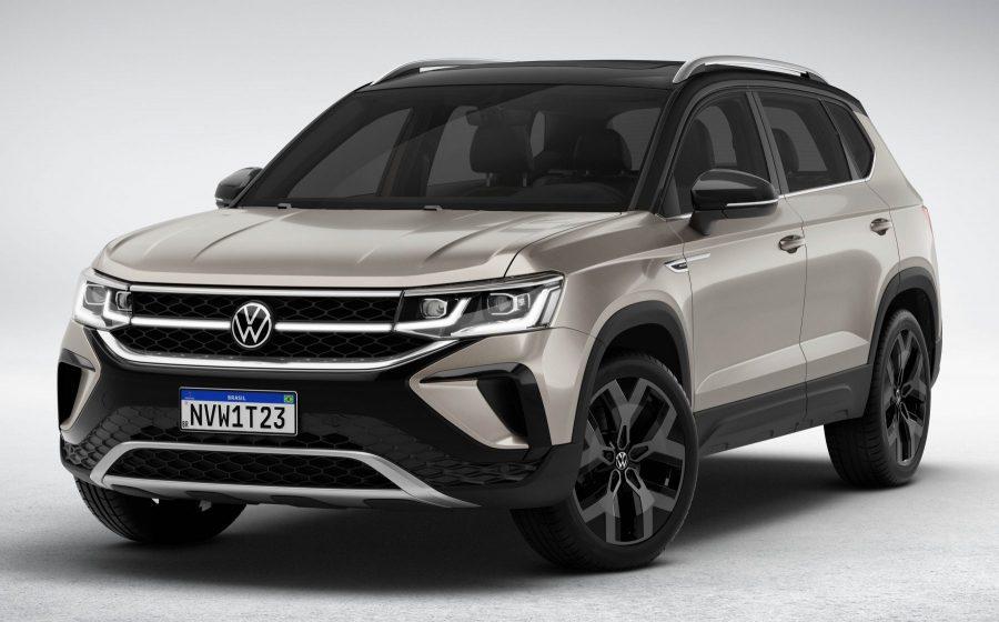 Volkswagen Taos (foto: reprodução)