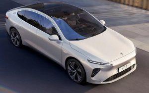 A NIO, fabricante de veículos elétricos (EV) da China acaba de anunciar seu primeiro modelo sedan NIO ET7