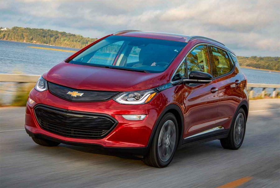 Chevrolet Bolt EV (foto: reprodução)