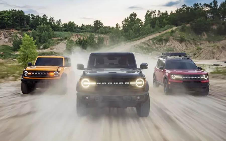 Novo Ford Bronco: um dos principais lançamentos globais da marca