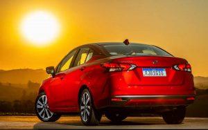 Como é o novo Nissan Versa 2021