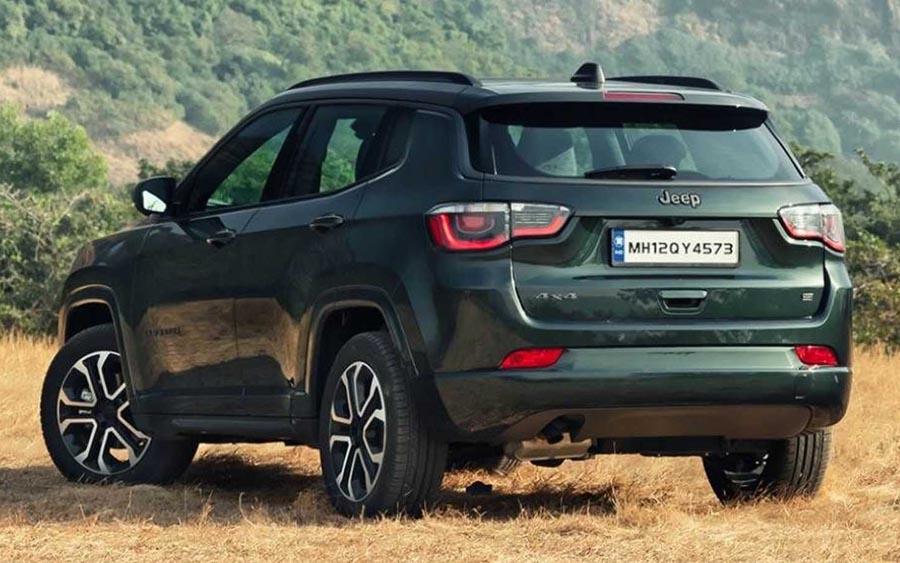 Novo Jeep Compass 2022 já tem previsão de estreia no Brasil