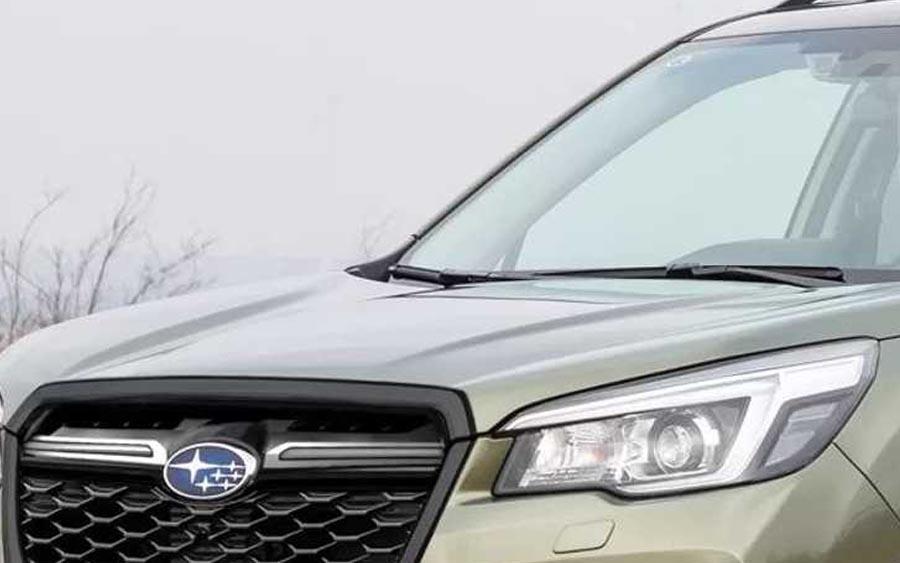 Projeção do novo Subaru Forester 2022 mostra facelift