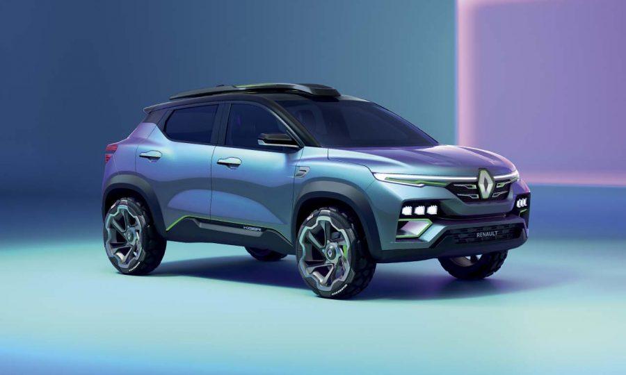 Renault Kiger é o SUV do Kwid com motor 1.0 turbo