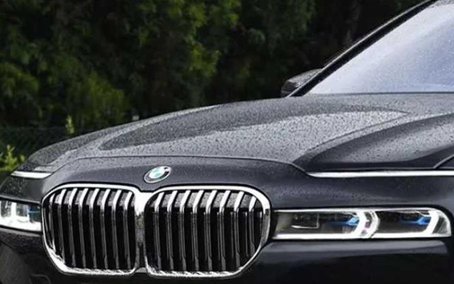 Confira a projeção do novo BMW Série 7 que chega em 2022