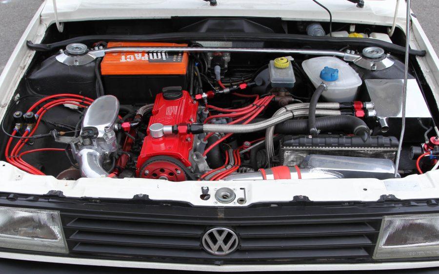 A história do motor AP