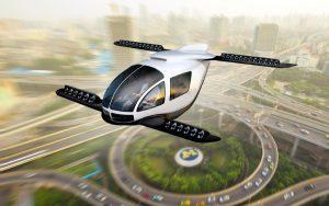 Carros voadores estão prestes a sair da pura ficção, e VW mostra interesse
