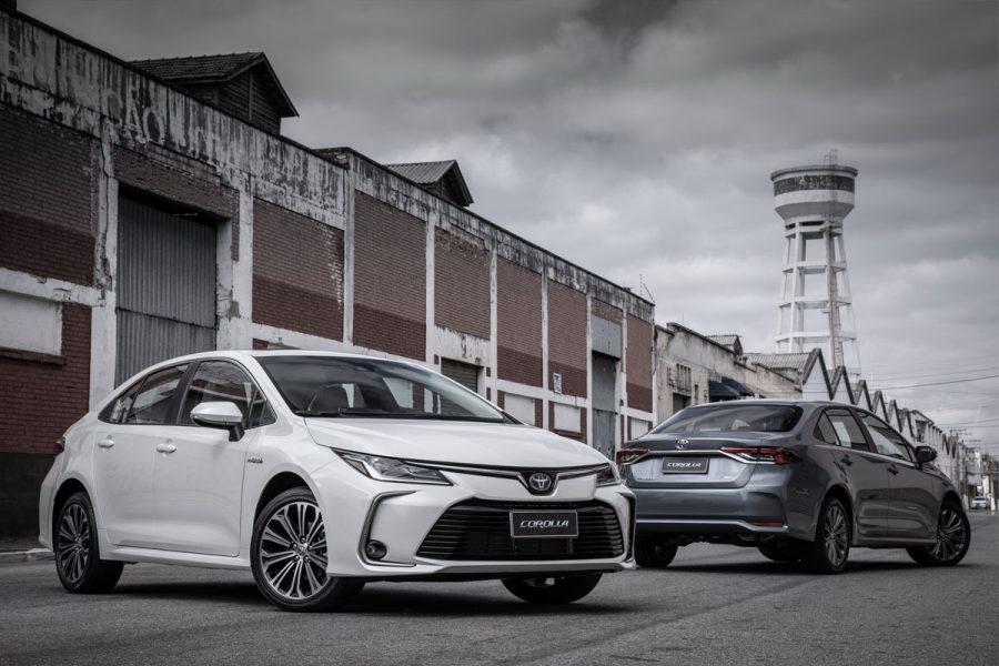 Toyota Corolla GLi 2.0 (foto: divulgação)