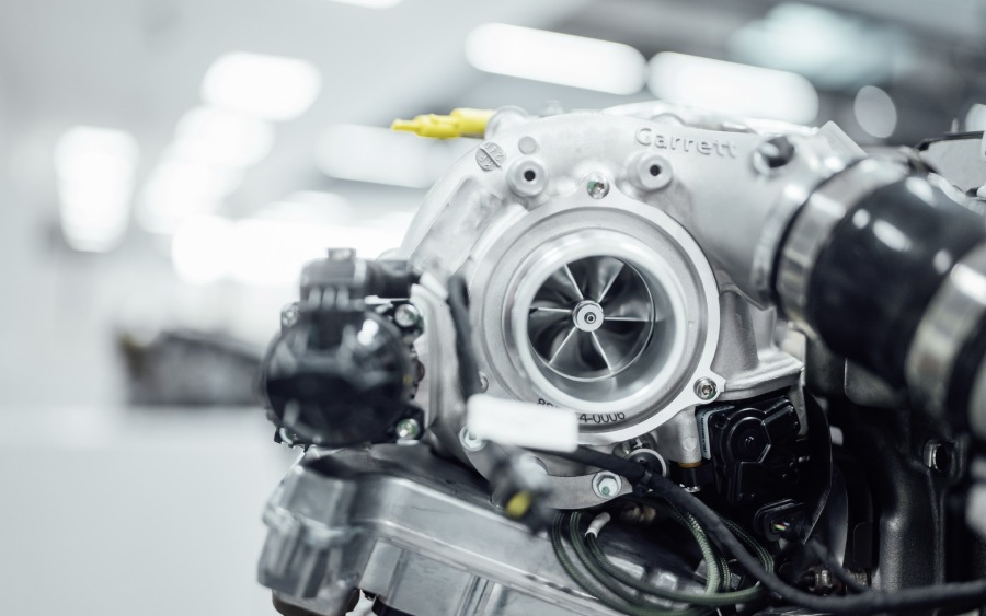 Turbocompressor