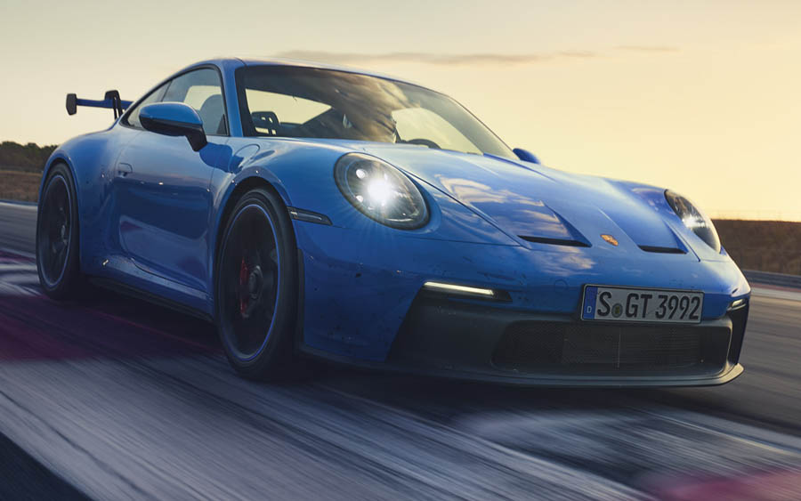 Porsche 911 GT3: Novo modelo para chegar ao Brasil com grande exclusividade