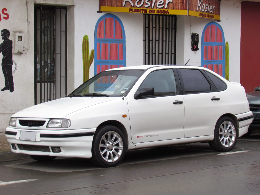Seat Cordoba 1995 (foto: divulgação)
