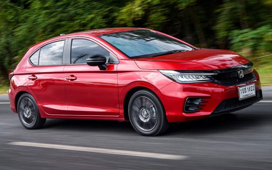 Veja tudo sobre o novo Honda City hatch que substituirá o Fit no Brasil
