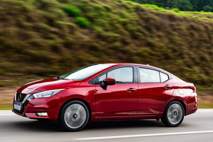 Nissan V-Drive 1.0 (foto: divulgação)
