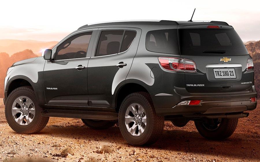SUV de 7 lugares: Chevrolet Trailblazer Premier 2021 recebeu melhorias