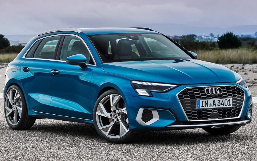 Conheça o Novo Audi A3 que estreia em breve no Brasil