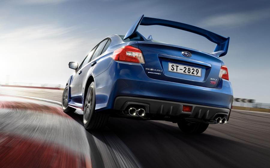 Conheça o novo Subaru WRX STI de 310 cv
