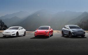 Carros da Tesla chegam ao Brasil