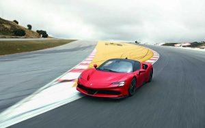 Conheça a primeira e única Ferrari híbrida que acaba de chegar ao Brasil
