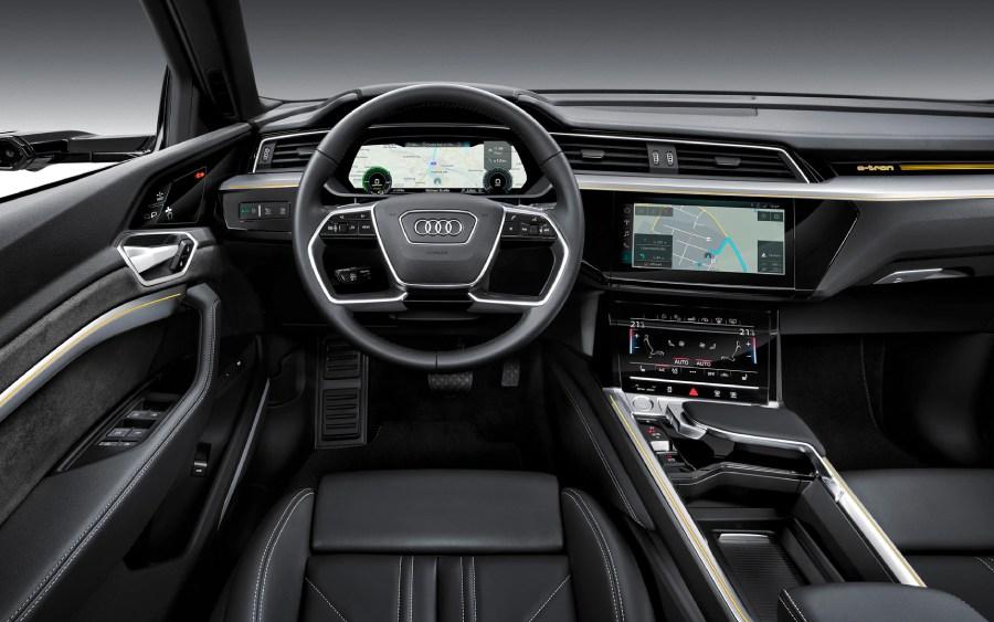 SUV Audi e-tron (foto: divulgação)