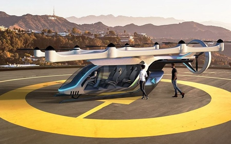Conheça o carro voador feito no Brasil