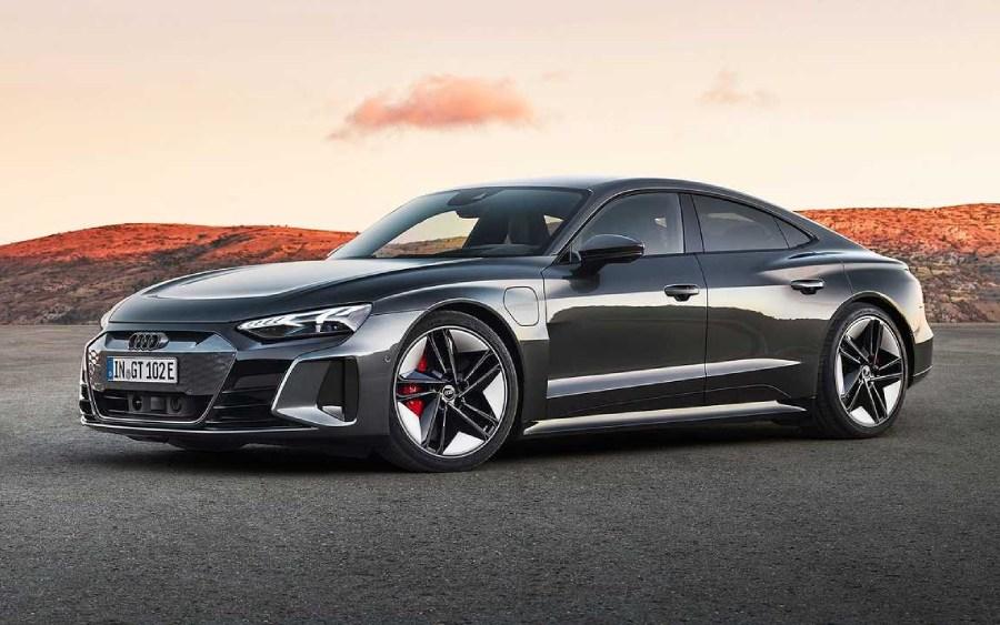 Audi RS e-tron GT (foto: divulgação)