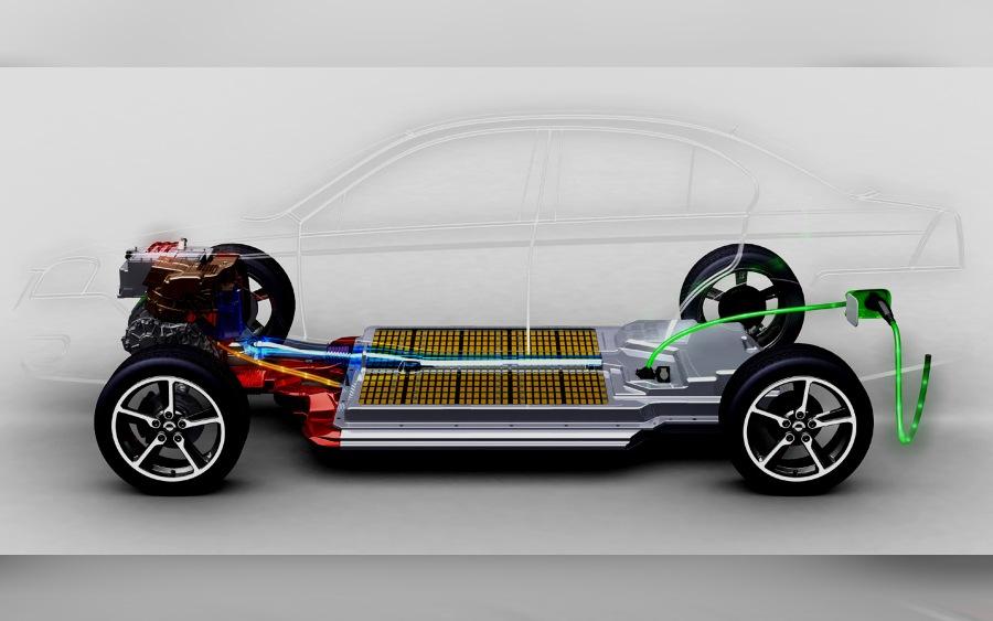 Porque carros elétrico não precisa de câmbio?