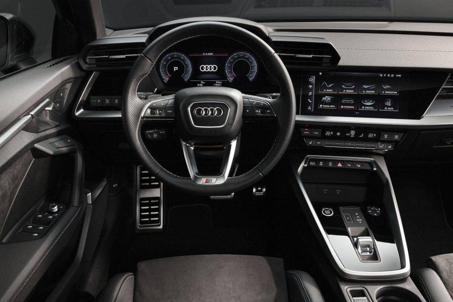 Novo Audi A3 2021 (foto: divulgação)