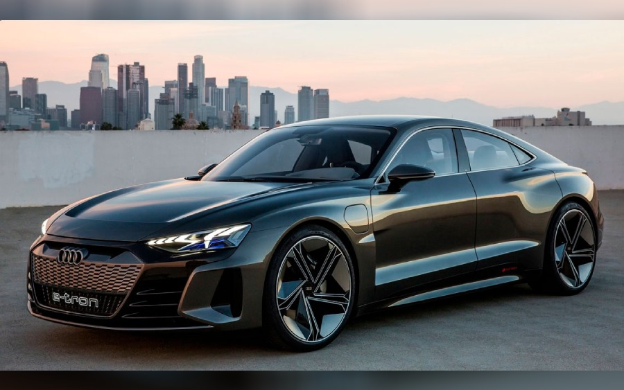 O futuro chegou: Audi não fabricará mais novos motores a combustão