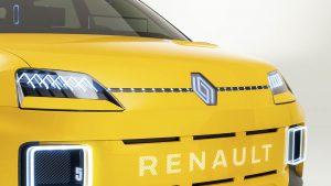 O novo logo da Renault