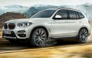BMW X3 é um SUV híbrido de respeito