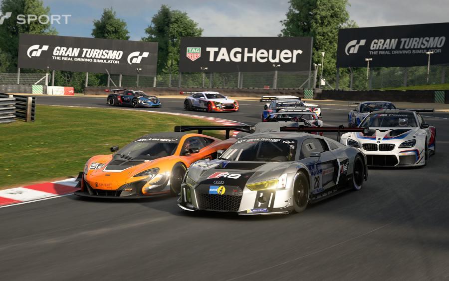 A competição Gran Turismo fará parte das Olimpíadas 2021