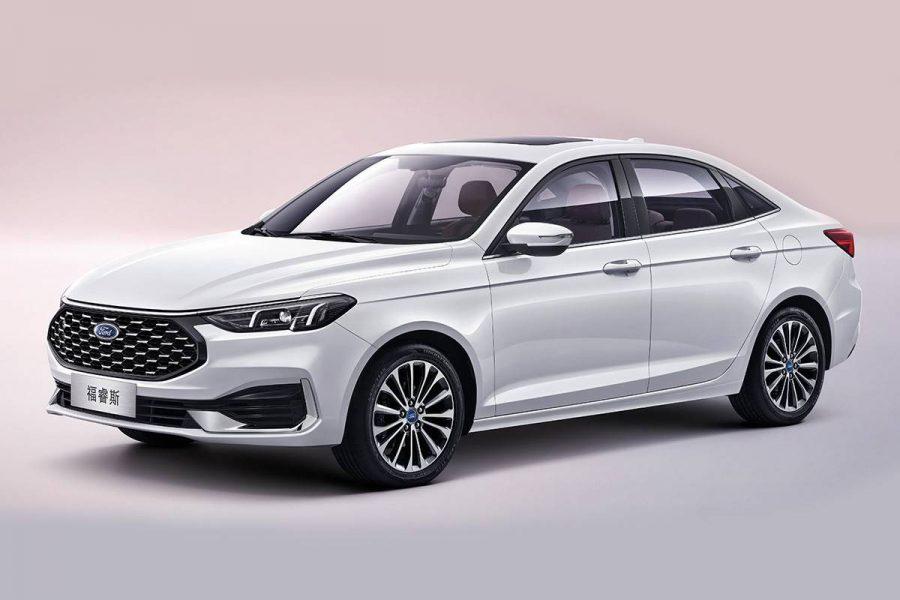 Novo Ford Escort
