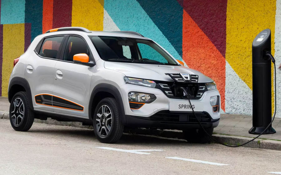 Renault Kwid elétrico leva quase 20 segundos para chegar aos 100 km/h