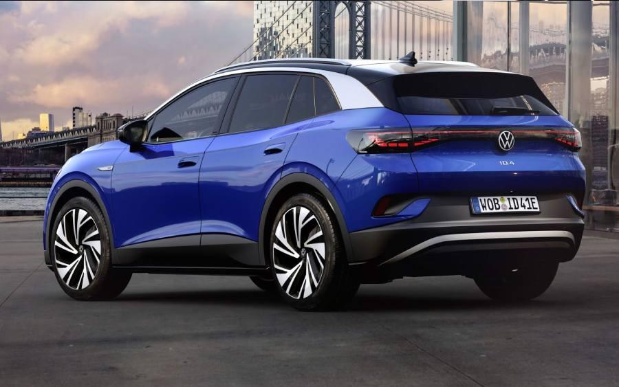 Volkswagen ID.4 (foto: divulgação)