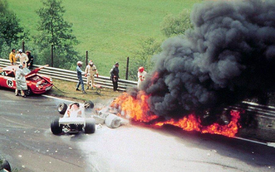 Acidente de Niki Lauda em 1976