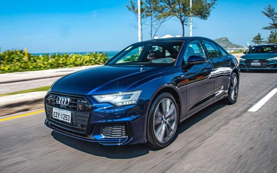 Audi A6 2021 (foto: divulgação)